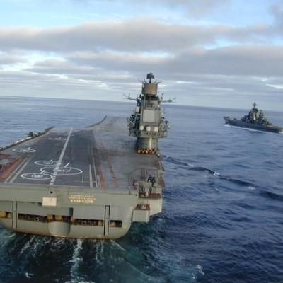 СМИ анонсировали завершения похода злосчастного «Адмирала Кузнецова» в Средиземное море
