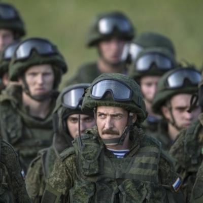 Российское военное присутствие на Донбассе больше не скрывают