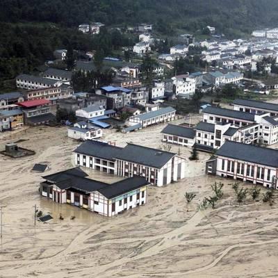 В Германии наводнение может стать крупнейшим за последние 10 лет
