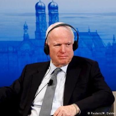 Маккейн назвал возможные кибератаки РФ актом войны