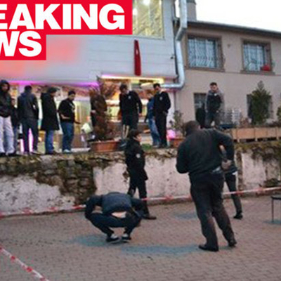 В Стамбуле обстреляли ресторан