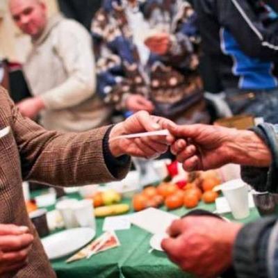 Для бездомных людей будет организован рождественский обед