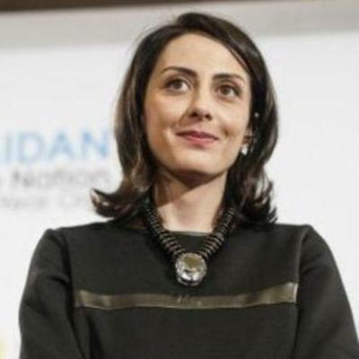 Деканоидзе рассказала, может ли пойти в украинскую политику
