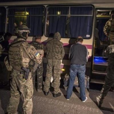 Боевики больше не обменивают пленных всех на всех