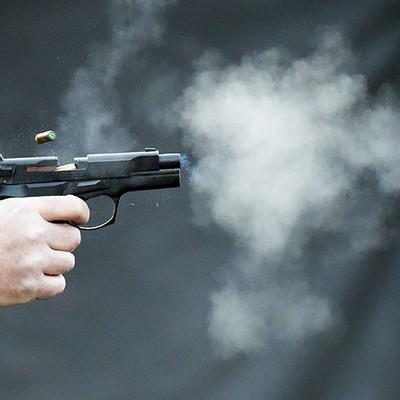 В Киеве застрелили мужчину (видео)
