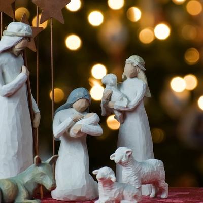 Традиции и обычаи празднования Рождества в Украине (фото)