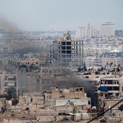 Масштабный теракт в Сирии, погибли не менее 60 человек (Видео)