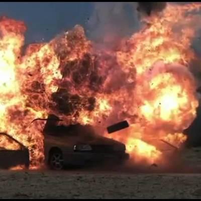 При взрыве автомобиля на рынке Багдада погибли 12 человек
