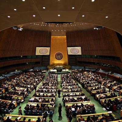 ООН признала страны Балтии Северной Европой
