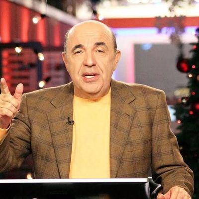 Вадим Рабинович: «Если меры не примут у нас - буду докладывать о «пленках Рожковой» в Европарламенте!»