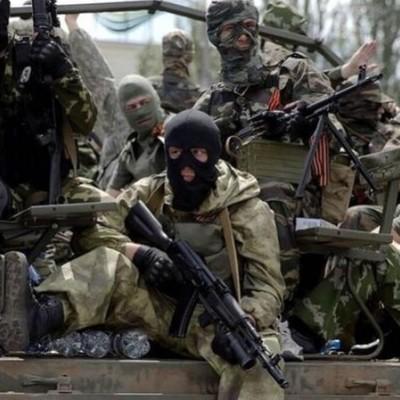 Террористы понесли большие потери (видео)