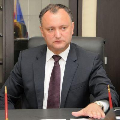 СБУ запрещала Додону въезд в Украину, однако после избрания его президентом запрет отменен