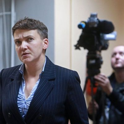 Против Савченко могут возбудить уголовное дело из-за публикации списков пленных