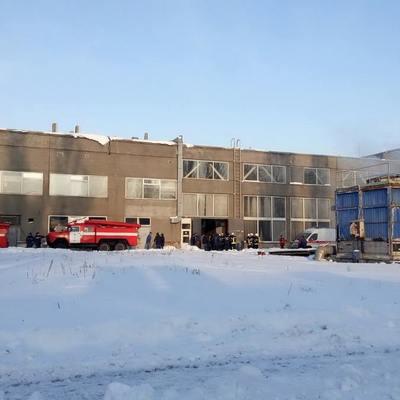 На заводе в Киеве произошел взрыв (фото)