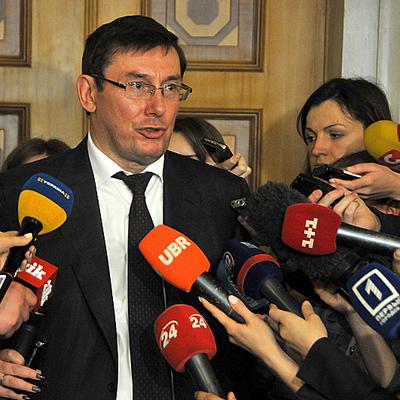 ГПУ всерьез возмется за Януковича в январе (видео)