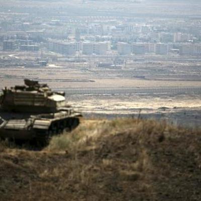 Военный аэродром близ Дамаска подвергся ракетному удару