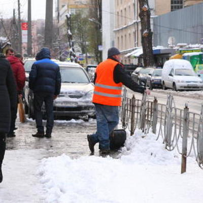 Завтра в Киеве будет плюсовая температура и мокрый снег