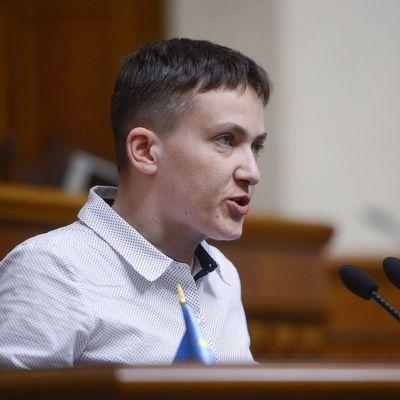 Савченко подтвердила, что у нее есть враги в Раде