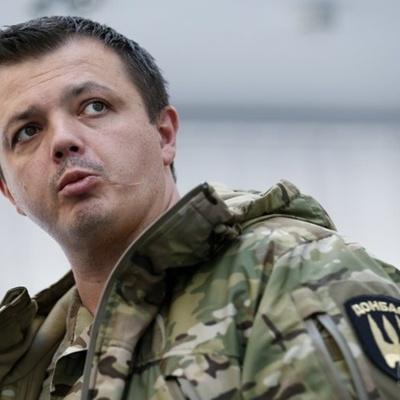 Семенченко рекомендует чиновникам учить географию, чтобы понимать: по заблокированной линии уголь в Счастье не идет