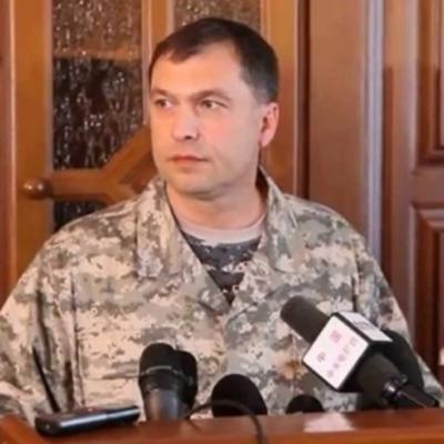 Умер бывший главарь боевиков Болотов