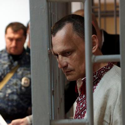 Стало известно где россияне держат украинского политзаключенного Карпюка