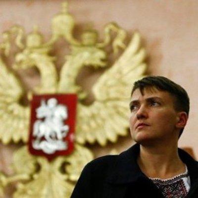 Савченко работает не в команде государства Украина - украинский журналист