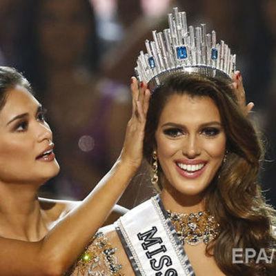 Титул «Мисс Вселенная» завоевала француженка Ирис Миттенар