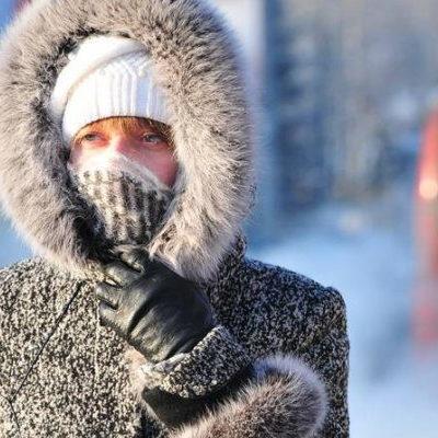 Сильные морозы будут в последнюю ночь января, особенно на востоке
