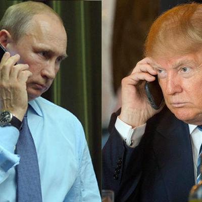 Лавров рассказал детали разговора Путина и Трампа