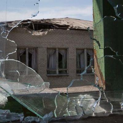 Жители Донецка говорят о падающих на город снарядах (ВИДЕО)