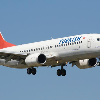 Турецкая авиакомпания планирует запустить внутренние рейсы в Украине