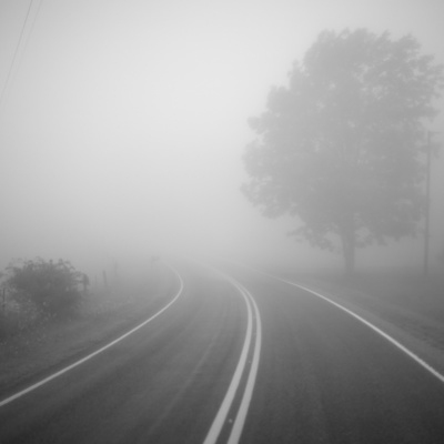 Автомобилистов предупредили о густом тумане