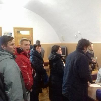 Киевскому госпиталю срочно нужна кровь для раненых в АТО