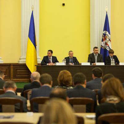 Виталий Кличко: Все жалобы киевлян на качество получаемых коммунальных услуг будут оперативно решаться властью