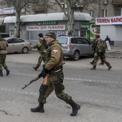 Команда Путина едет в Донецк