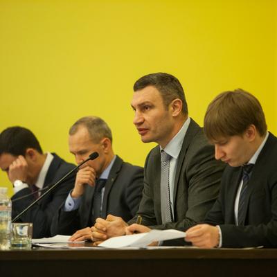 Виталий Кличко: Начали появляться результаты расследований по материалам внутреннего аудита КГГА, которые мы передавали в прокуратуру
