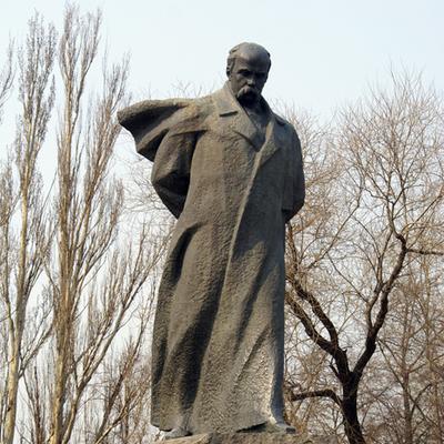 Мэр Ирпеня задекларировал памятник Шевченко