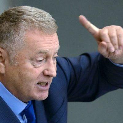Жириновский оскорбил Лукашенко и предложил поглотить Беларусь