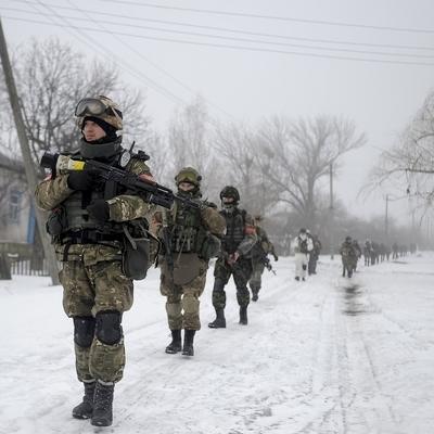 Больницы Донецка переполнены ранеными боевиками