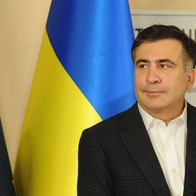 Украинцев рассмешило постановочное фото Саакашвили