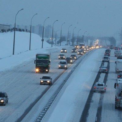 КГГА: ограничение въезда грузовиков в Киев продлили до 20:00