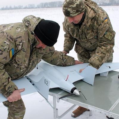 ВСУ показали видео испытания украинского беспилотника (видео)