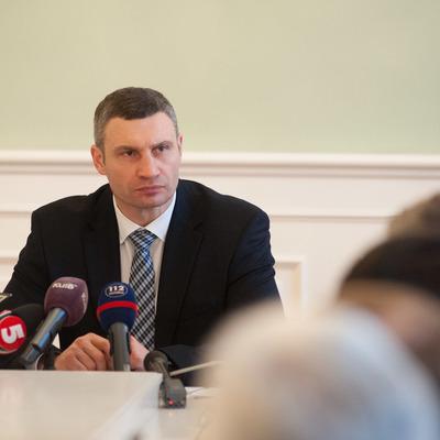 Виталий Кличко: «Новый Устав территориальной общины Киева позволит активнее привлекать жителей столицы к управлению городским хозяйством»
