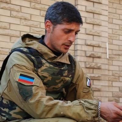 В Донецке уничтожен террорист Гиви