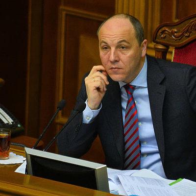 Парубий открыл заседание Рады, в зале зарегистрировались 350 нардепов