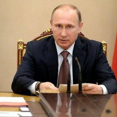 На совещании Совбеза, Путин заговорил о войсках на Донбассе
