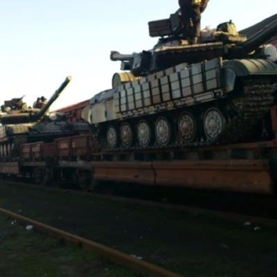 На оккупирован Донбасс из России прибыли 10 вагонов с боеприпасами - Тимчук
