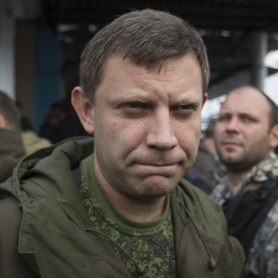 Захарченко сбежал с похорон Гиви