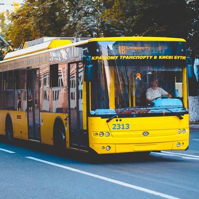 Ко дню влюбленных «Киевпастранс» украсит общественный транспорт