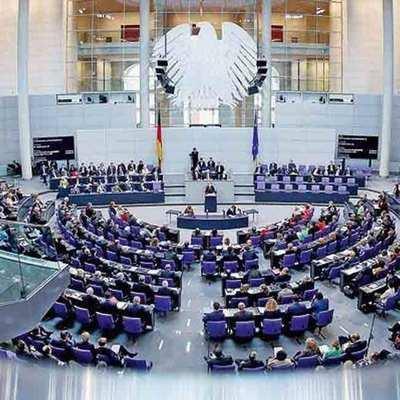 Сегодня в Германии выбрали нового президента